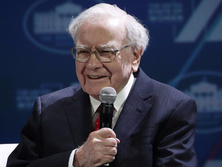 Here's Warren Buffett's 'not to do list'