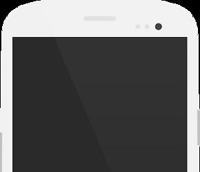 Miami Mobile phone grapic