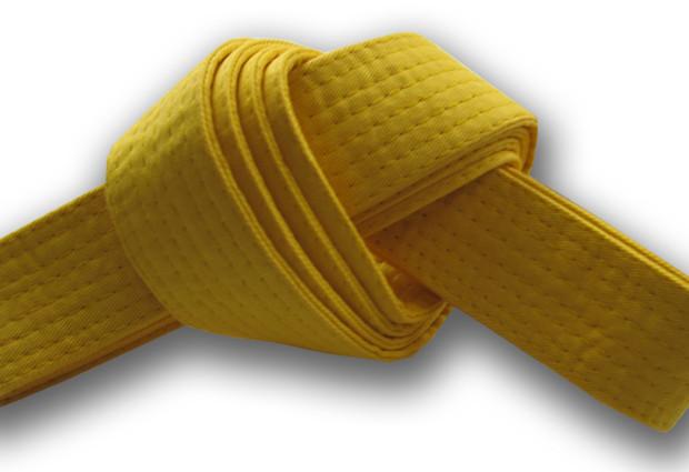 Gold Belt Requirements