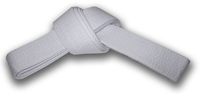 White Belt Requirements