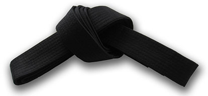 Black Belt Requirements
