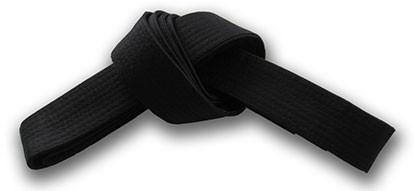 Black Belt Requirements