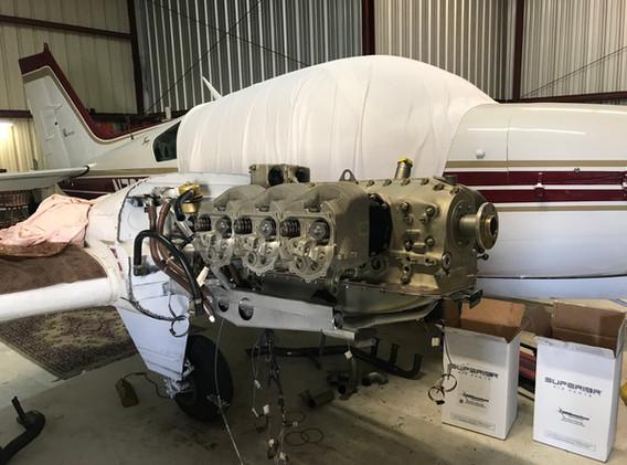 Right Engine
