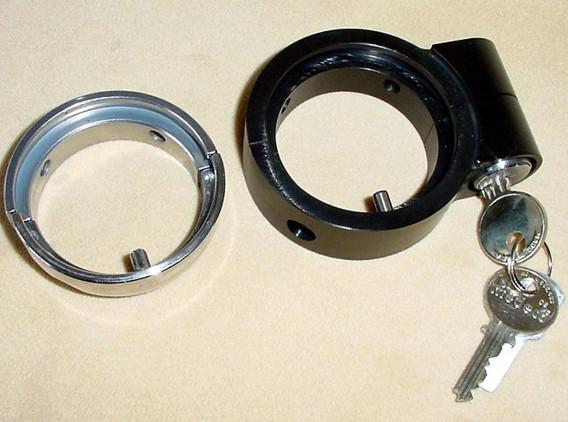 Yoke Lock