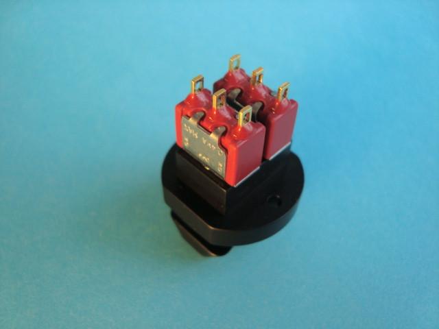 Trim Switch Bottom View