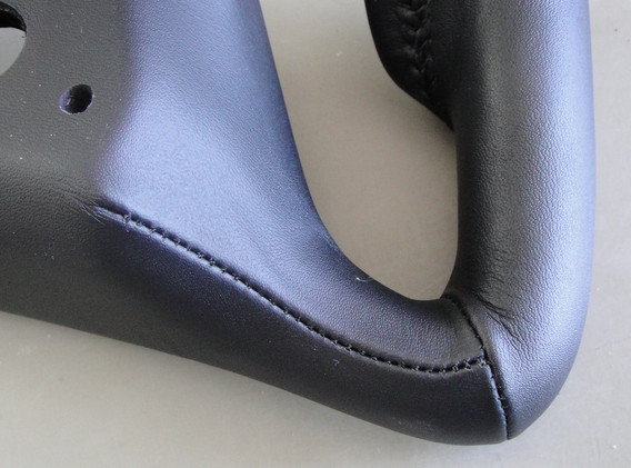 Leather Wrapped Control Wheel Back.JPG