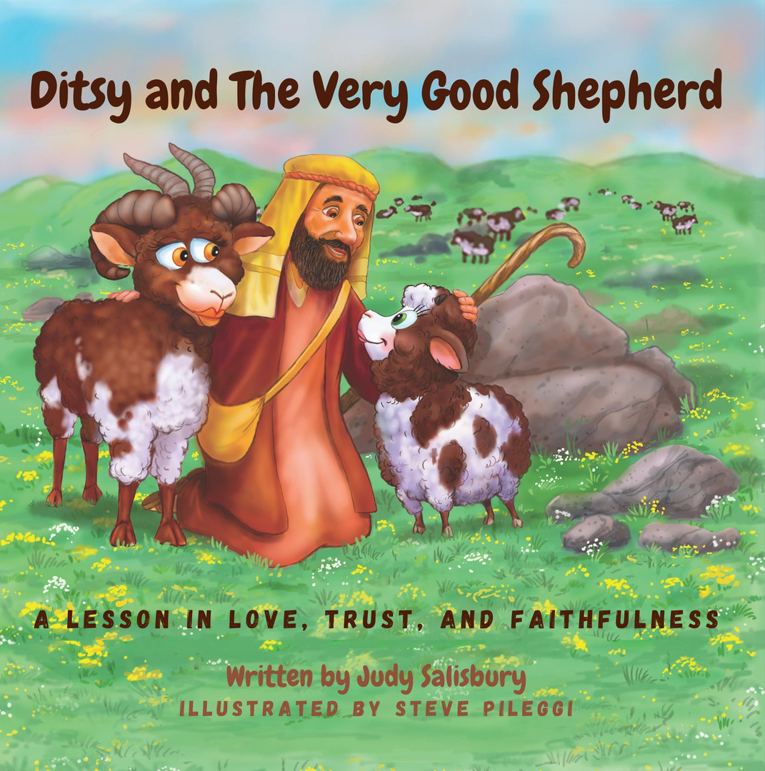 Ditsy and The Very Good Shepherd