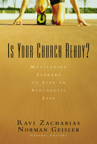 """Is Your Church Ready?"" includes a chapter by Judy Salisbury."