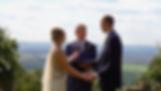 Wedding Ceremony Couple Holding Hands