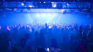 Casinos Nightclub Halloween Promotional