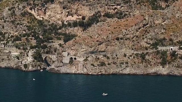 Italy Drone Coast