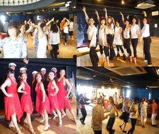 昨日は東京サルサムーブの特別なパーティーでした!