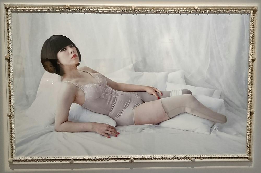 写真:片山真理《you're mine #001》2014年 #森美術館 「六本木クロッシング2016展:僕の身体、あなたの声」展