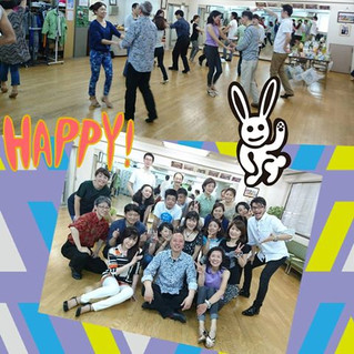 7月3日(日)荻窪Happyサルサパーティー