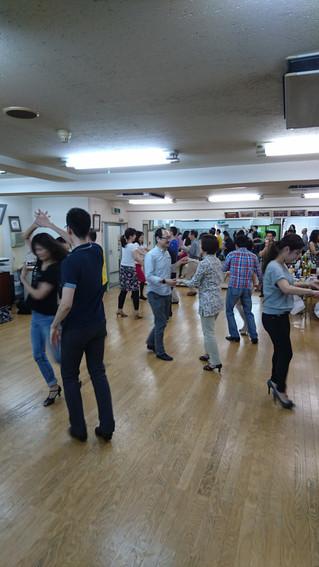 5/1(日)Happpyサルサパーティーやります:東京サルサムーブ(新宿教室)主催