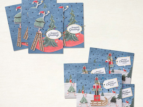 Christmas Whimsy Kit Available Now!