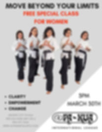 Women in Martial Arts Special Class(1).j