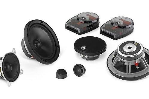 "C5-653 6.5"" 3-Way Component Speaker System"