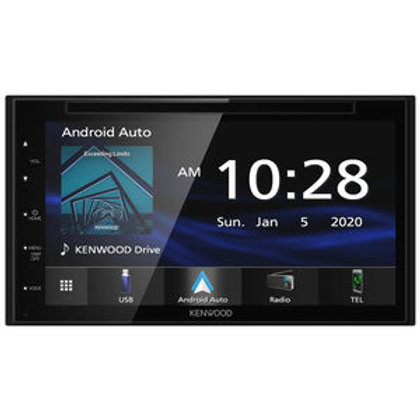 Kenwood DDX57S Double-DIN Radio
