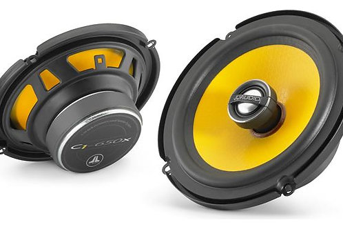 "C1-650x 6-1/2"" 2-way car speakers"