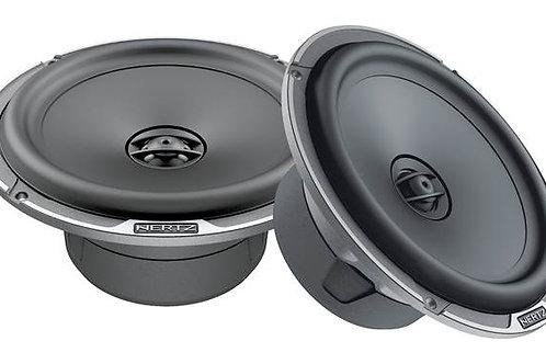 "Hertz MPX 165.3 Mille PRO Series 6-1/2"" 2-way car speakers"