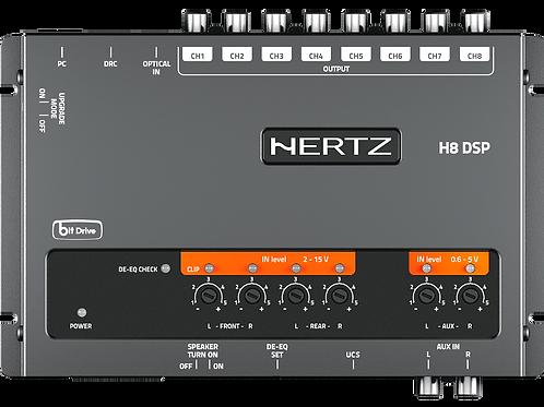 H8 DSP Car audio processor