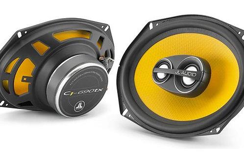 C1-690tx  6 x9-in 3-Way Coaxial Speaker