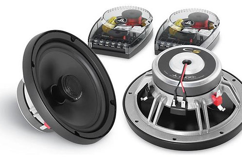 "C5-650x  6.5"" 2-way car speakers"