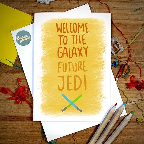 Future Jedi - A6 Card