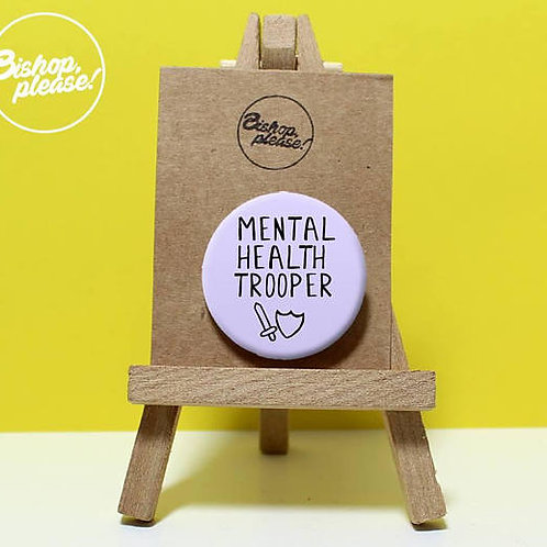 Mental Health Trooper - Badge