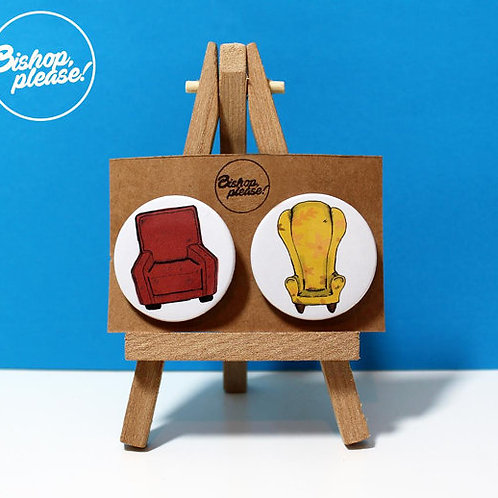 Matching Chairs - Badges