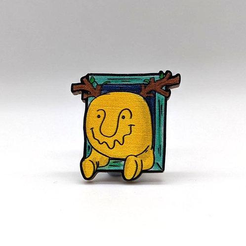Pooh Butt - Pin