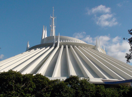 Top 5 Rides At Walt Disney World