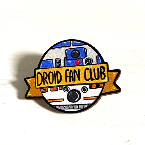 Droid Fan Club - Pin