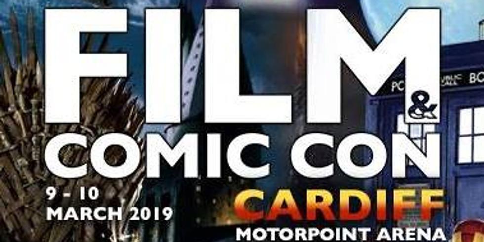 Film & Comic Con Cardiff