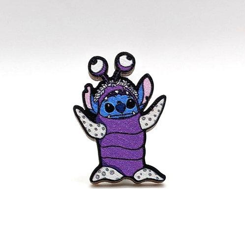 Alien Boo - Pin
