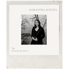SAMANTHA SCENNA