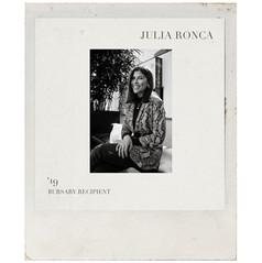 JULIA RONCA