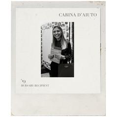 CARINA D'AIUTO