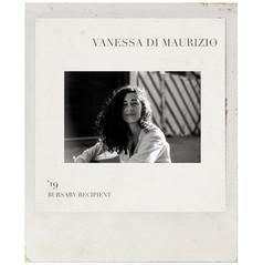 VANESSA DI MAURIZIO