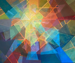 Kaleidoskop lys