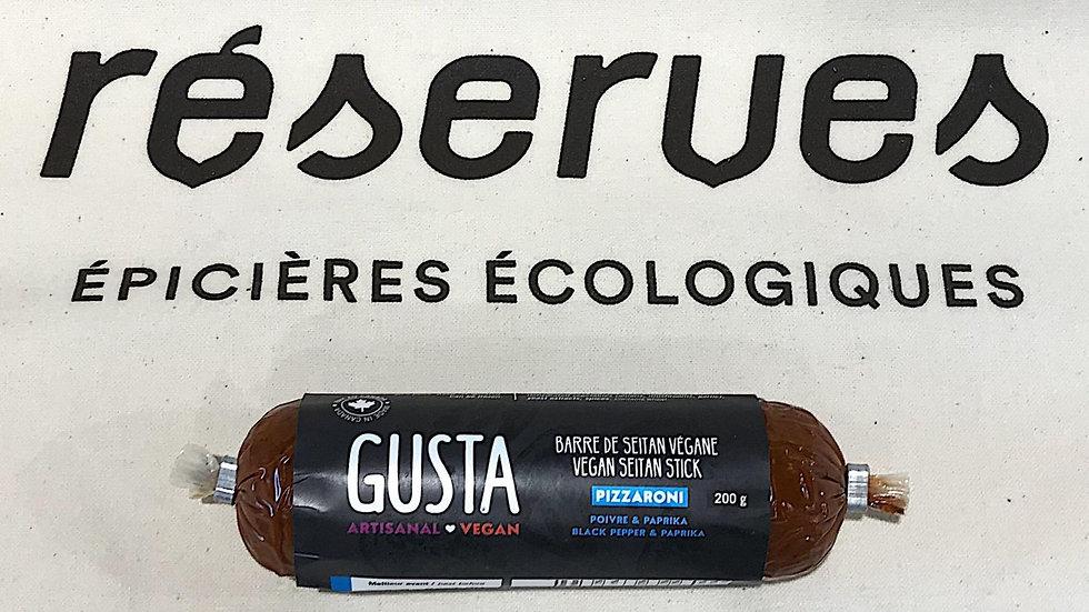 Barre de seitan végane GUSTA