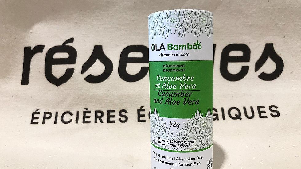 Déodorant Ola Bamboo