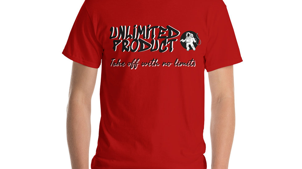 Short Sleeve Unlimited Product T-Shirt