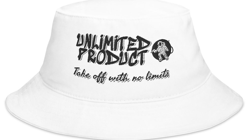 Unlimited Product Bucket Hat