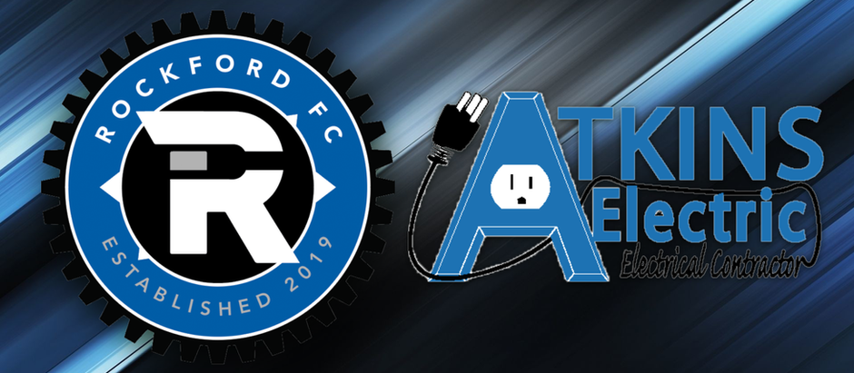 Rockford FC adds Atkins Electric Co. to growing list of sponsors
