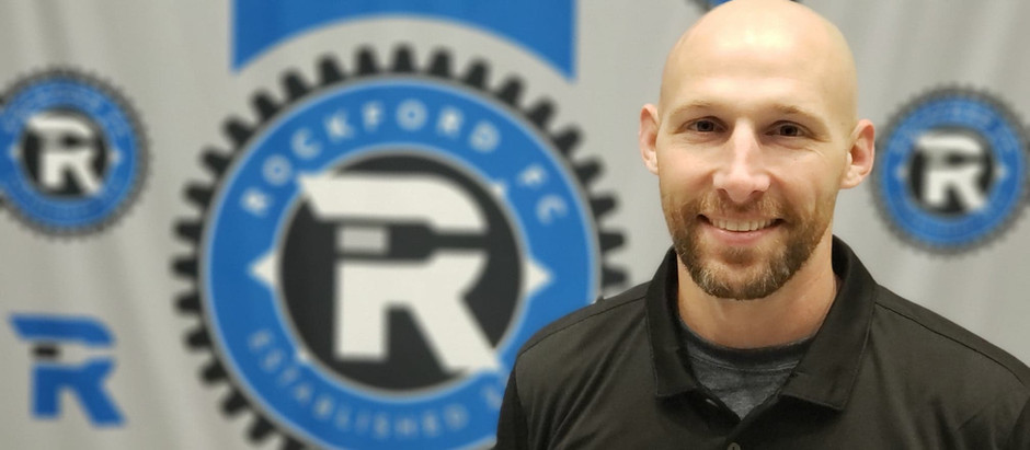 Rockford FC names Brett Suhayda first head coach in team history