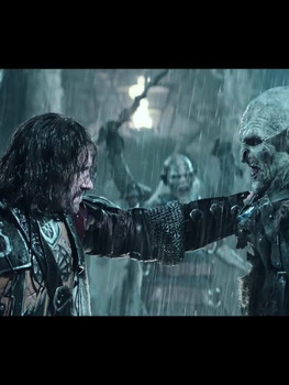 Shadow of War - First comercial