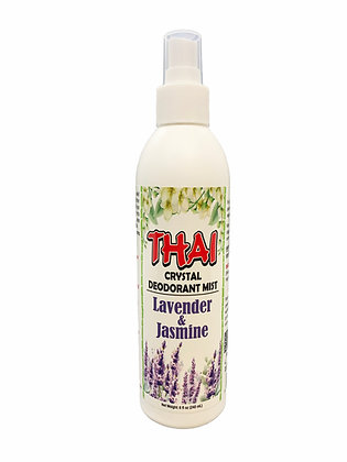 Thai™ Crystal Mist Body Spray (8 oz) Lavender & Jasmine