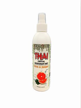Thai™ Crystal Mist Body Spray (8 oz) Citrus & Juniper